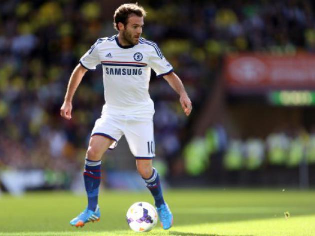 PSG prepare bid for Chelsea's Juan Mata