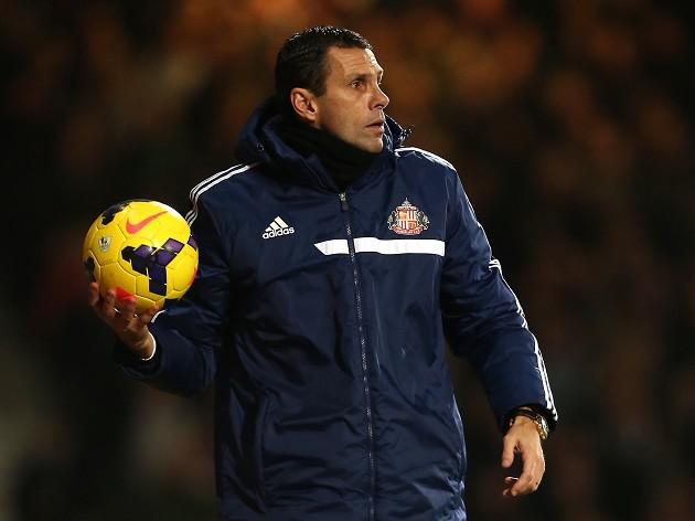 Poyet buoyed by Black Cats revival