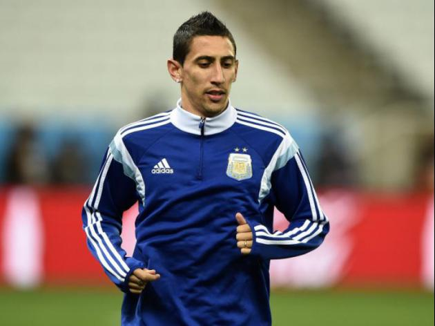 PSG end Di Maria transfer talks
