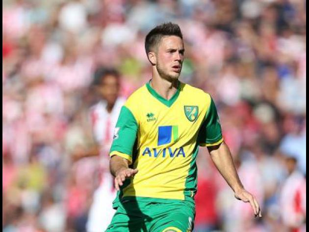 Hughton defends Van Wolfswinkel