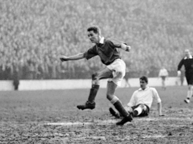 Career Ending - Brian Clough's life on the pitch cut short by Injury