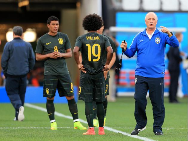 Scolari: This is Brazil's time