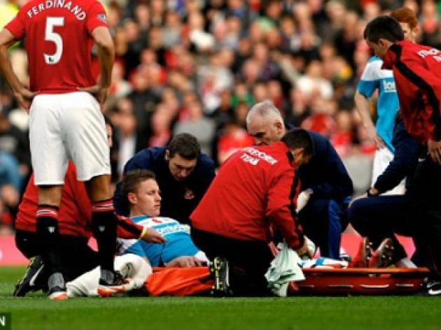 Connor Wickham injury not as bad as first feared