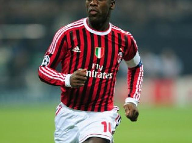 Seedorf exit attracts Premier league interest