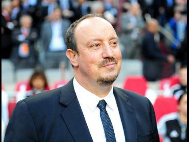 Napoli in London to meet Benitez: reports