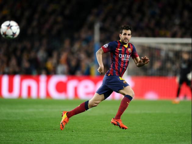 Manchester United Lose Interest in Fabregas