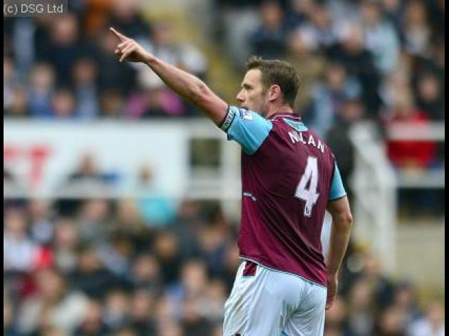Sam Allardyce praises Kevin Nolan and Andy Carroll partnership