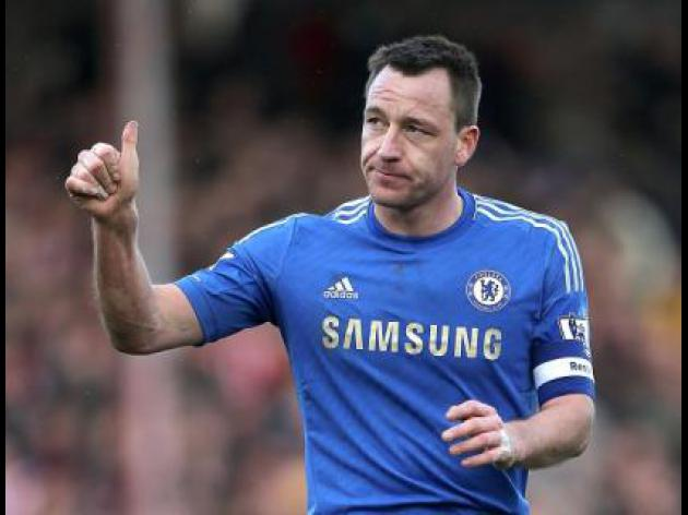 John Terry makes Prague trip with Chelsea