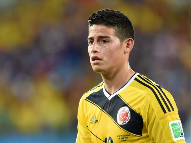 Fernandinho warns Brazil of Rodriguez danger