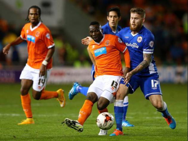 Zoko ends Blackpools long winless run
