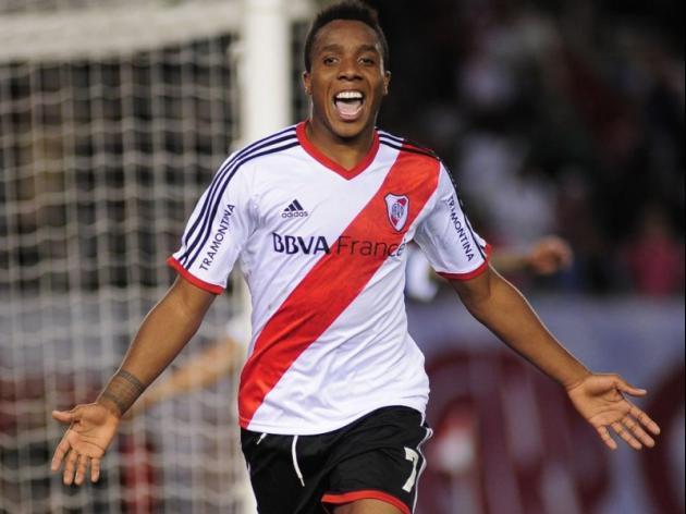 Carbonero replaces Ramirez in Colombia squad