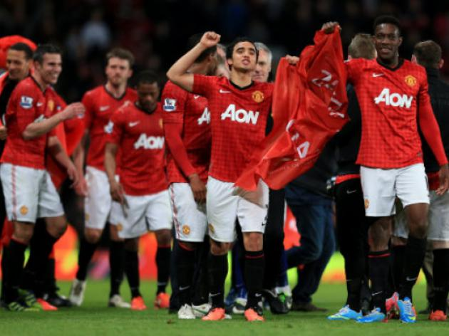 Manchester United face much tougher competition for the title next season.