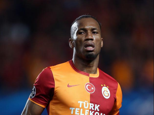 City deny Drogba interest