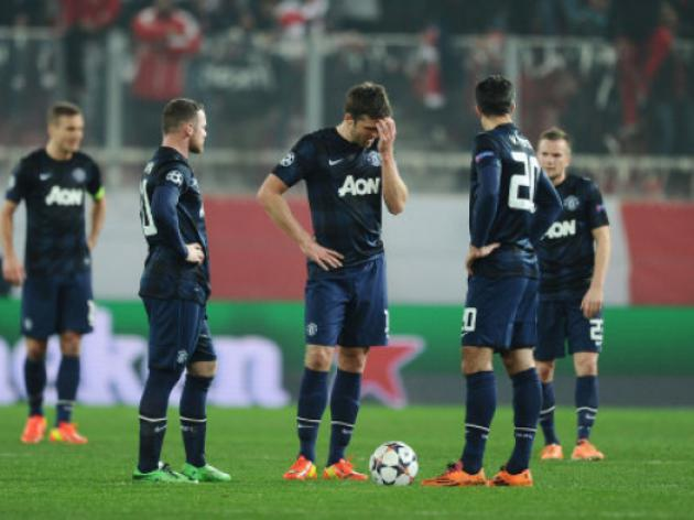 Flat Manchester United lacking fight and passion
