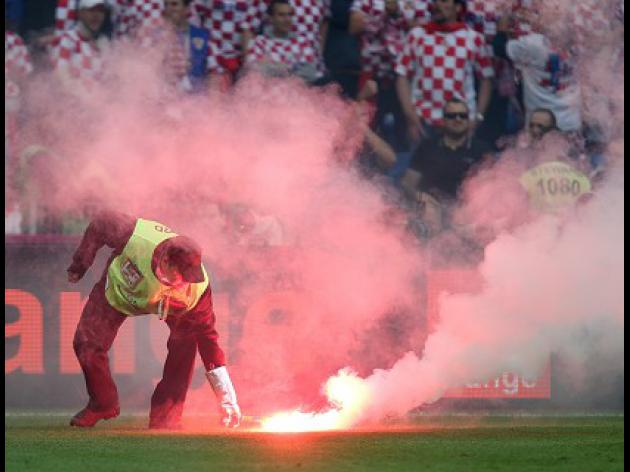 Croatia braced for UEFA report
