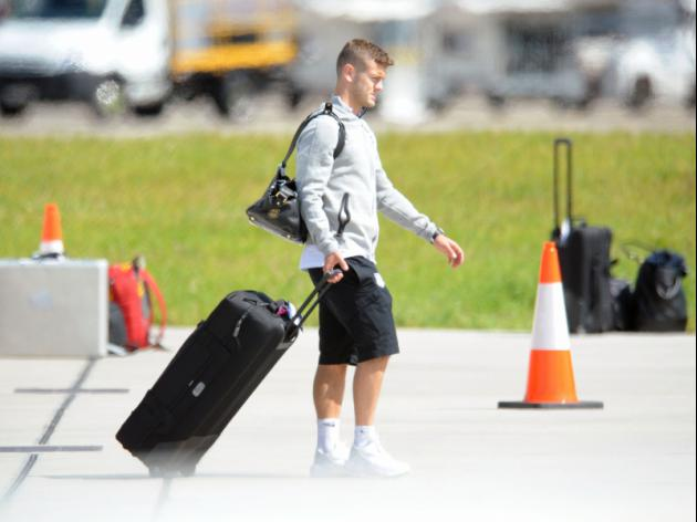 Jack Wilshere returns to Arsenal training three days early after smoking scandal in Las Vegas