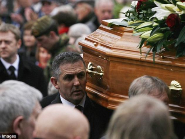 Nat Lofthouse funeral: The day we said our farewells to lionheart Lofty