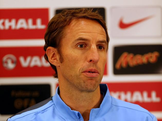 Southgate ready for first test
