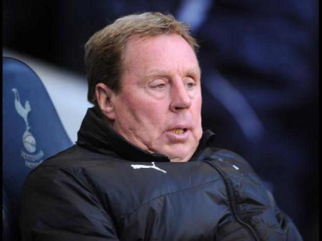 Redknapp rules out January signings