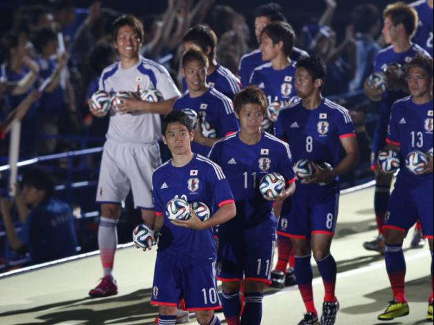 Japan can forge football identity in Brazil: Nakata