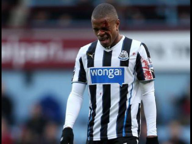 Newcastle without Remy for derby