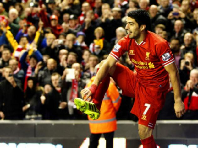 Suarez 'buyout' clause set at 70 million GBP?