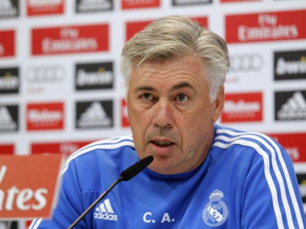 Ancelotti frustrated by end of Real title challenge