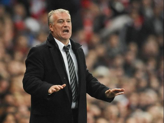 Deschamps hails opening win
