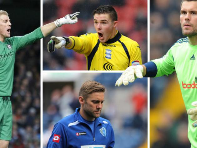 Joe Hart, Ben Foster, Jack Butland? Goalkeepers for the World Cup Qualifiers