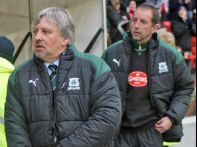 Sturrock won't walk away from Argyle
