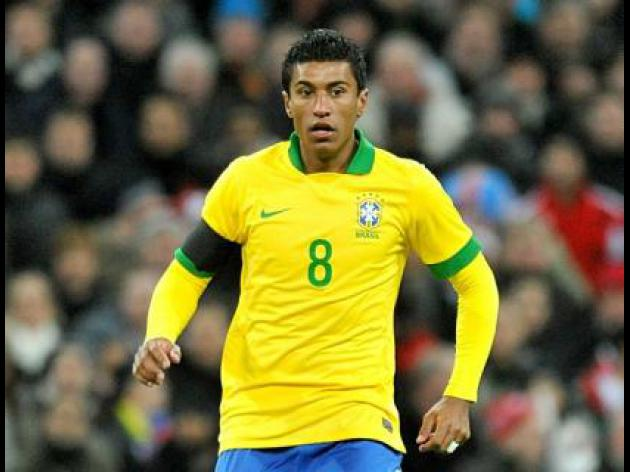 Brazils Paulinho returns, all-change for Uruguay
