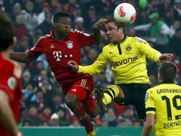 Daring Dortmund interrupt Bayerns feast