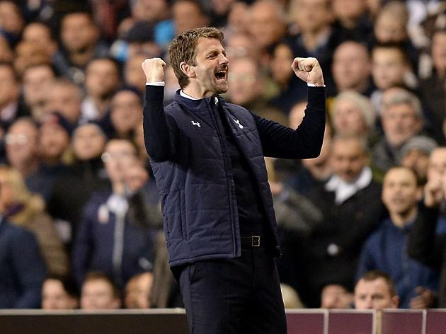 Spurs comeback enthuses Sherwood