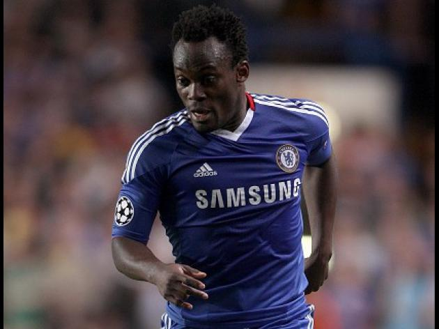Essien boost for Chelsea