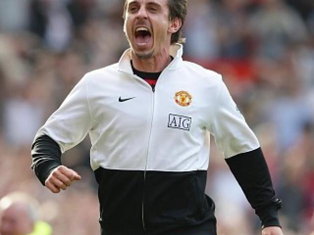 Is Gary Neville the most hated man in football?