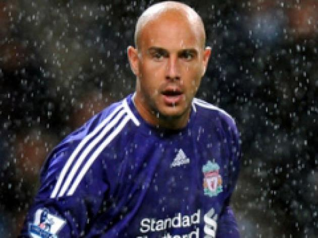 Reina 'fully committed' to Reds