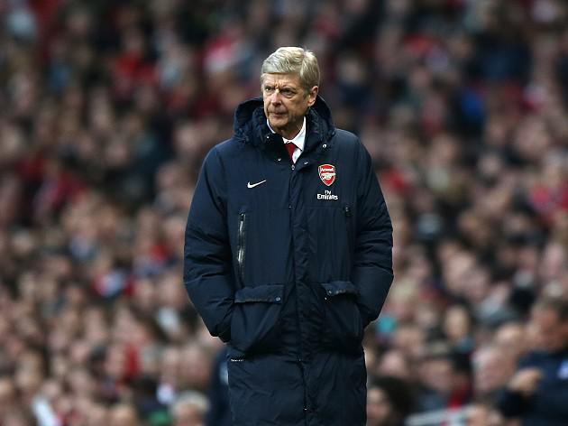 Wenger backs FA committee process