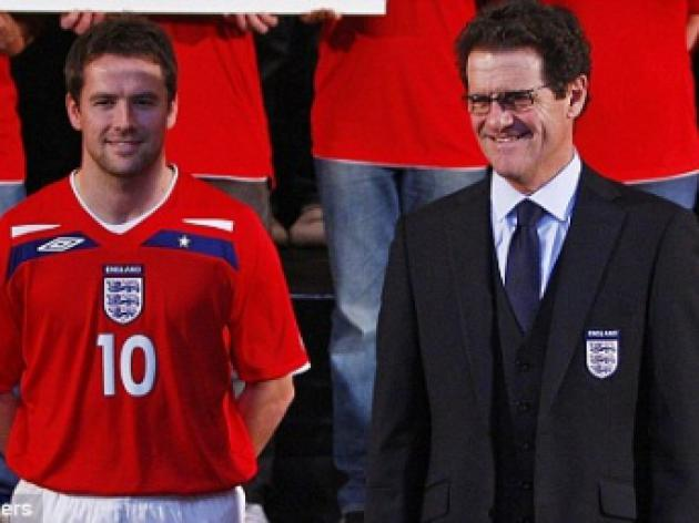 Owen told that Capello is still a fan and wants him back in the England team