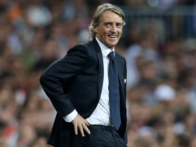 Pep Guardiola to Man City talk did not faze Roberto Mancini