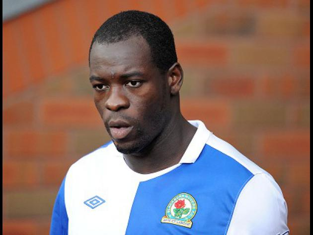 Samba hoping to leave Blackburn