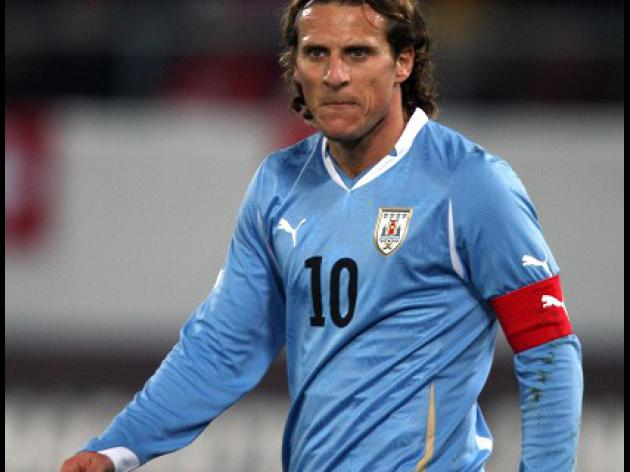 Forlan laid low by new injury