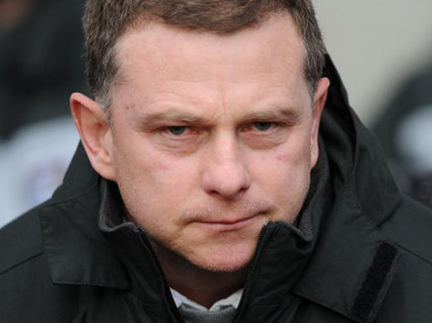 Coventry City manager Mark Robins wants to keep winning run going
