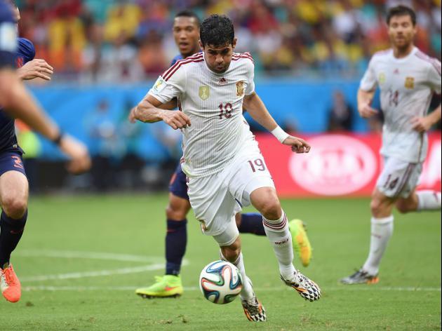 Mourinho optimistic about Costa