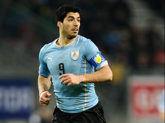 Uruguay's World Cup Chances dealt blow by Suarez? injury
