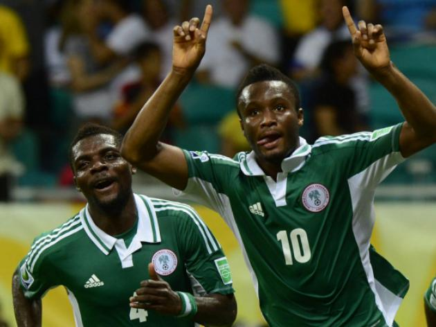 100,000 dollar bonus for Nigeria World Cup triumph