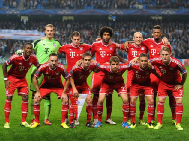 No place for egos in Bayerns title march