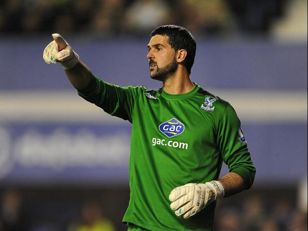 Speroni commits to Palace
