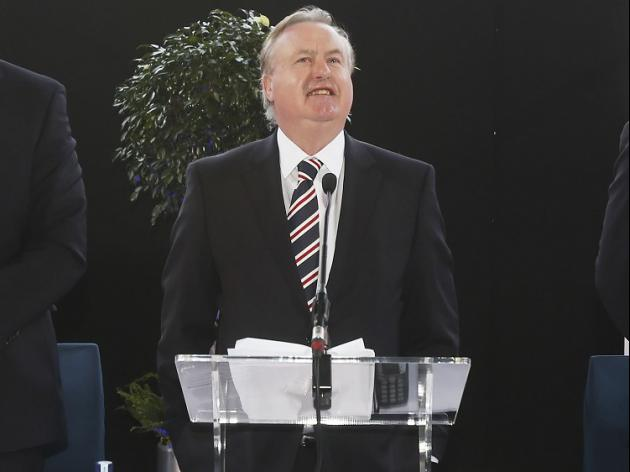 Somers to address Rangers AGM