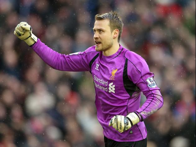 Mignolet impressed by Reds defence