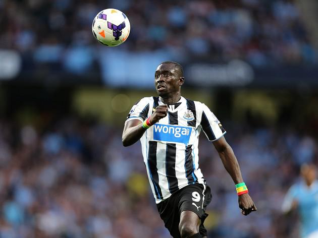 Alan Pardew believes Cisse can settle down